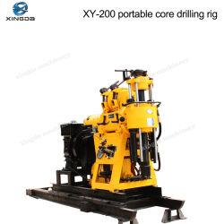 200m de profondeur Bq, Nq petit portable Forage Forage géologique