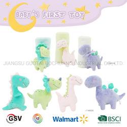 Het Stuk speelgoed van de Pluche van de Dinosaurus van het Stuk speelgoed van de baby