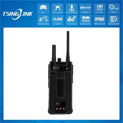 Walkie portatif longue portée Talkie portatif à grande batterie Terminal de caméra système de caméra portable sans fil 4G de police