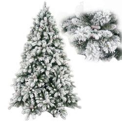 PE PVC مزيج اصطناعي عيد الميلاد شجرة زخرفة داخل و شجرة التزيين الخارجية