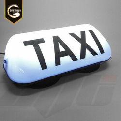 Godshape producto de firma de decoración de la cabina de luz LED de techo Taxi Caja de luz superior