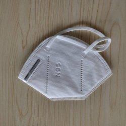 Maschera di protezione a gettare sanitaria standard medica di Earloop delle 4 pieghe delle anti goccioline -50 PCS/Box
