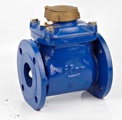 水平型大型着脱式冷間(高温)流量水メーターコスト 産業用 ISO を使用した製造業者