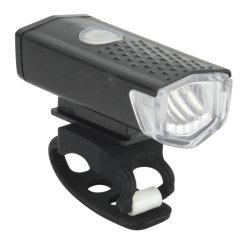 Faro della bicicletta del LED, ore su luminose anteriori della montagna dell'indicatore luminoso della bici ricaricabile del USB 10 della strada di sicurezza di torcia elettrica di riciclaggio dell'abbonato con i 3 modi, impermeabili