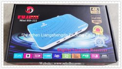 Receptor de satélite DVB Smart Android Market receber o dom de papel caixa de embalagem