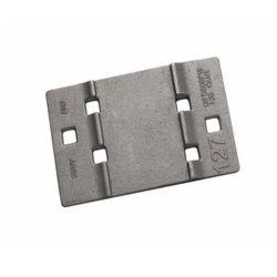Customized Yl102 ADC1 A413 fundição de alumínio modelados Parte Rodas Forjadas Froged ferro fundido Metal Mobiliário de Jardim ferro fundido panelas definir a placa de ferro fundido