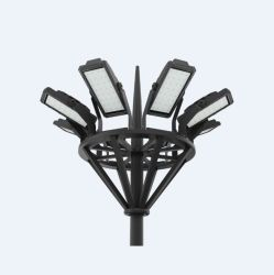 Cer RoHS im Freien 500W 600W 700W 800W 1000W LED Flut-Lichter der Superhelligkeits-für Stadion