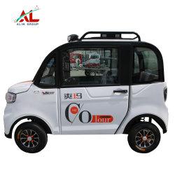 La CE aprobó nuevo diseño del coche eléctrico en las cuatro ruedas con el bastidor del chasis de aluminio