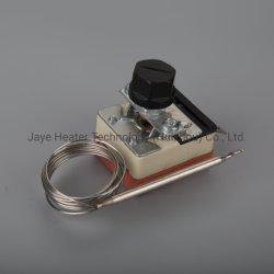전기 히터/오븐/튀김기용 모세관 서모스탯 보호장치