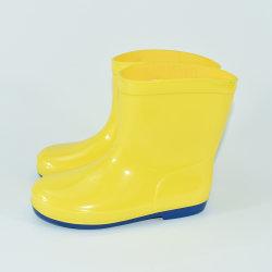 Duidelijke Kleur van de Laarzen/de Schoenen van de Regen van pvc voor Jonge geitjes