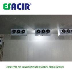 Enfriador de aire frío del refrigerador de la unidad de habitación de evaporador Industrial