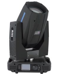 380W 18R Cabezal movible de haz de luz del foco de lavado RoHS CE de la luz de la etapa con DMX