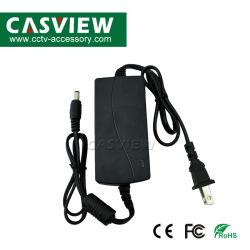 L'alimentazione elettrica 12V 2A 24W per qualità completamente 2A del sistema del CCTV buona si raddoppia cavo li inserisce l'europeo o garanzia facoltativa 2year della spina