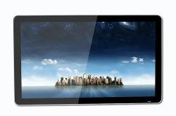 43 polegadas para montagem na parede Vertical Fino de sinalização digital LCD WiFi Android, Menu digital portátil com a publicidade da Placa
