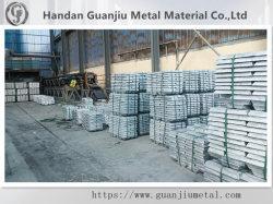 Venda a quente de pureza elevada Metal lingote de zinco fabricado na China a preços baixos da fábrica profissional