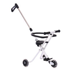 Ordinateur portable ultra léger tricycle pliable poussette