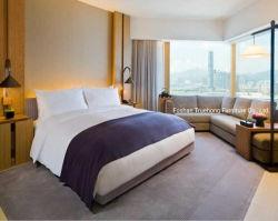 Superior Luxury мебель современный дизайн-отель мебелью из дуба с одной спальней и лесоматериалов, 5-звездочный современный отель Suite спальня китайской мебели