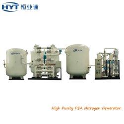 HYT 상표 믿을 수 있는 산업 에너지 절약 고성능 Psa 질소 발전기