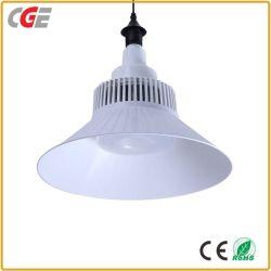 Промышленного освещения 30W/50W/80 Вт/100W/150 Вт Светодиодные лампы высокого UFO отсек с крышкой промышленность освещение Энергосберегающие светодиодные лампы высокого отсека E40/E27 люстру освещение
