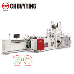 Volledig automatische High Speed Side Sealing PE OPP-wicket Bag Broodmachine voor het maken van een broodzak