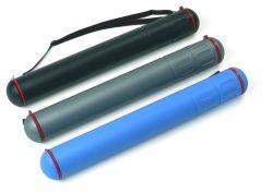 Tubi a memoria di immagini dell'illustrazione della cianografia di protezione dell'illustrazione, tubo di trasporto del manifesto di plastica