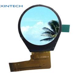 """2.1 de """" Ronde LCD Vertoning van het Scherm van de Cirkel van het Scherm van de Vertoning van Amoled van de Kleur van de Module 320*320 Volledige"""