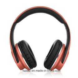 Het draagbare Gebruik van Media Player en Hoofdtelefoon Gamer van de Hoofdtelefoon van de Tand van de Hoofdtelefoon van DJ de Draadloze Nieuwe Blauwe Draadloze Stereo