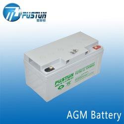 12V68ah клапан регулируемого свинцово-кислотного аккумулятора не нуждается в обслуживании
