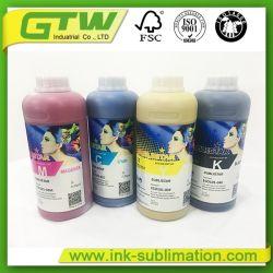 Sublistar Eco-Solvent chinois d'encre (C, M, Y K) pour l'autocollant de voiture/Le papier peint