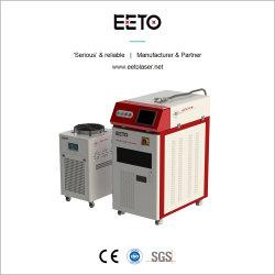 2020 Novo Tipo de 500W para máquina de soldar a Laser de fibra para anúncios em aço inoxidável
