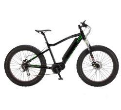 Pneu de gordura bicicleta eléctrica Snow Beach Cruiser Bafang meados de elevadores eléctricos de aluguer