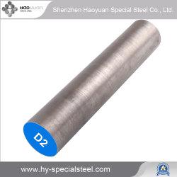 Barra redonda de aço do molde D2 SKD11 1.2379 para roscar Die