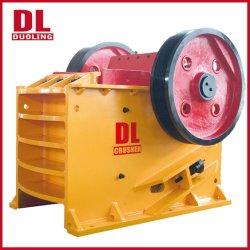 Duoling 채석장 광업 광석 돌 분쇄 기계 PE 시리즈 턱 쇄석기 기계 플랜트