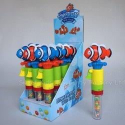 장난감 클소유 물고기와 캔디 장난감 및 캔디