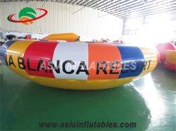 수상 장난감 팽창식 디스코 보트 스키 튜브 팽창식 비행 디스코 보트 견인 가능 튜브