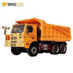 سعر المصنع Sinotruk HOWO 70t 420hp تفريغ التعدين للخدمة الشاقة شاحنة قلابة بأفضل سعر في الشاحنة وأفضل الأسعار