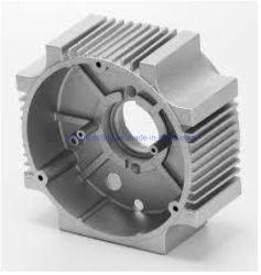 Aluminium-maschinell bearbeitenteile für die elektronische mechanische Industrie CNC Selbstmaschinelle Bearbeitung