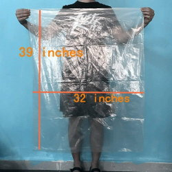 La Chine cuisine d'alimentation de la corbeille les chemises de sac de plastique alimentaire d'emballage plat