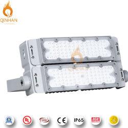 Wasserdichte LED-Tunnelbeleuchtung, 150 Lumen/W, 100 W, IP65, für Außenbereiche, Gartenpark, Aquarium, High Mast, Beleuchtung, Tennisplatz