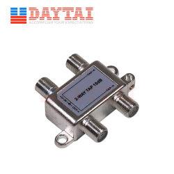 Indoor CATV Tap/répartiteur CATV 2 voies robinet avec de bas prix