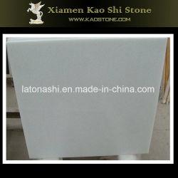 Ослепительно белый мраморный пол керамическая плитка