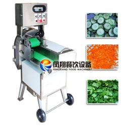 Máquina de cortar verduras multifunción Pimienta Berenjenas Okra Pepino Lechuga Slicer