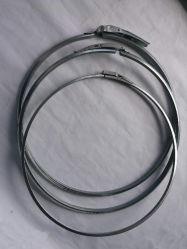 De Sluitingen van de trommel voor Hoepel (staal)