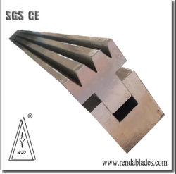 ブレーキ穿孔器のツール標準Vのブロックの曲がるダイスを押しなさい