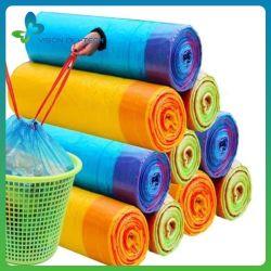 أفضل جودة درج بلاستيكي مركب نفايات نفايات عبوات تغليف نفايات أكياس بالجملة السعر