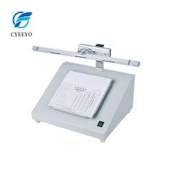 Probador de instrumento de prueba de polvo de papel