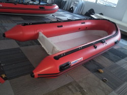 Funsor PVCまたはHypalonの管のAluのデッキのヨットが付いているアルミニウム肋骨のボート