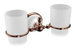 浴室のアクセサリの真鍮の銅の二重タンブラーのホールダーA207