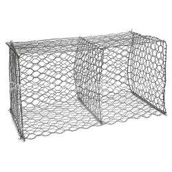 Le choix d'Amazon Ebay soudé ou tissés ou galvanisé recouvert de PVC Gabion boîte pour le mur de retenue (GO)