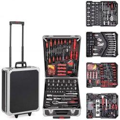 802PCS Handtoolセット、および工具セット、アルミニウムケース、ホームツール